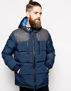 Asos - Quilted Jacket
