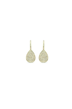 Yasmeen - Pave Diamond Earings