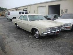 Chevrolet - 1966 Impala