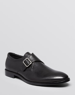 Gordon Rush - Bryant Monkstrap Oxford Shoes