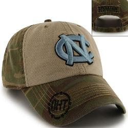 Brand North Carolina  - Tar Heels Gordie Baseball Cap