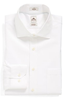 Peter Millar - Nanoluxe Regular Fit Wrinkle Resistant Dress Shirt