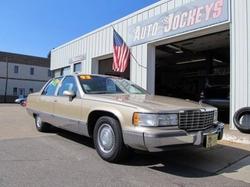 Cadillac - 1993 Fleetwood Sedan