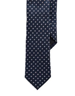 Hugo Boss  - Flower Patterned Tie