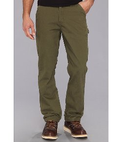 Carhartt  - Washed Twill Dungaree Flannel Lined Pant