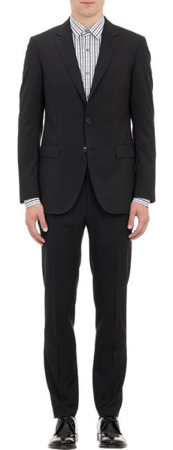 "Lanvin - Two-Button ""Attitude"" Suit"
