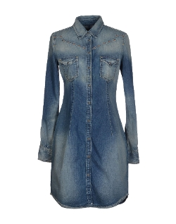 Diesel - Denim Short dress