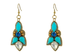 Gypsy Soule  - Stone Statement Dangle Earrings