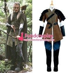 Ali Express - The Hobbit Legolas  Costume