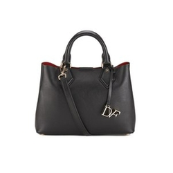 Diane Von Furstenberg - Leather Carryall Tote Bag