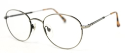 Perry Ellis - Modified Round Metal Frame Glasses