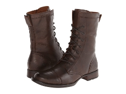 Born Zelia - Lace-Up Boots