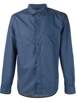 Alex Mill - Printed Button Down Shirt