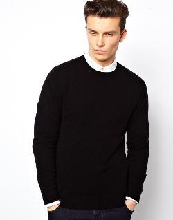 DZ Studio  - Cashmere Blend Crew Neck Sweater