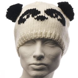Dicksons Drive - Unisex One Size Knitted Animal Theme Beanie