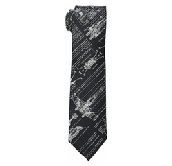 Star Wars - Blue Print Tie