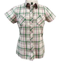 John Deere - Button Down Western Shirt