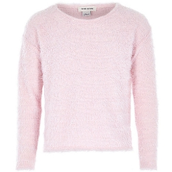 River Island - Eyelash Long Sleeve Sweater