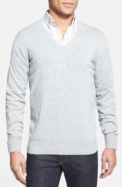 Ben Sherman  - V-Neck Sweater