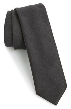 Hugo - Woven Wool Tie