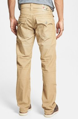 True Religion Brand Jeans - Relaxed Fit Corduroy Pants