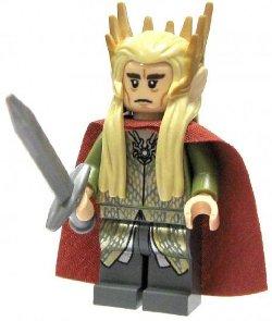Lord of the Rings - LEGO Hobbit LOOSE Mini Figure Thranduil
