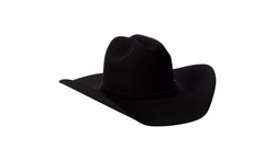 Tony Lama - Black Felt Cowboy Hat