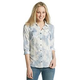 Ruff Hewn - Tie Dye Utility Shirt