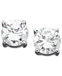 Elliot Danori - Cubic Zirconia Stud Earrings