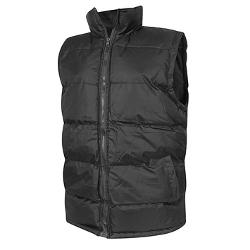 Alpine - Black Puffer Vest