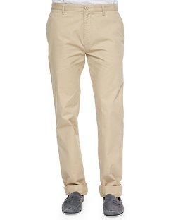 Lacoste  - Slim Gabardine Chino Pants