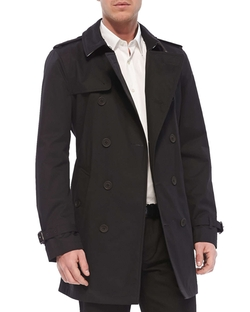 Burberry Brit	 - Lightweight Trench Coat