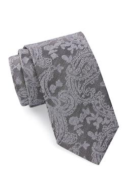 Ben Sherman - Ground Paisley Skinny Tie