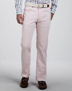 Peter Millar - Soft Cotton-Linen Blazer, Pinwheel-Stripe Sport Shirt & Roberson Cotton-Linen Pants