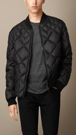 Burberry - Multi-Quilted Bomber Jacket