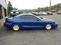 Ford - 1995 Mustang GT Coupe
