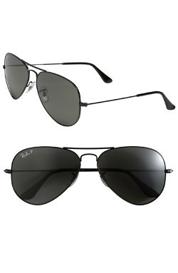 Ray-Ban  - Original Aviator Polarized Sunglasses