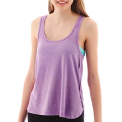 City Streets - Bar-Back Tank Top