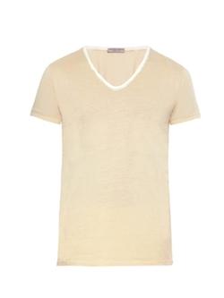 Bottega Veneta - Dip-Dyed Cotton-Jersey T-Shirt