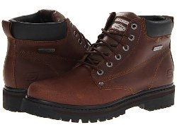 Skechers - Tom Cats Bully Leather Boot