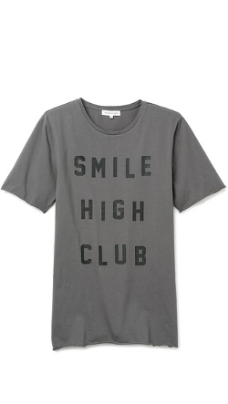 Insted We Smile - Smile High Club T-Shirt