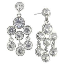 Target - Drop Earrings with Chandler Stones