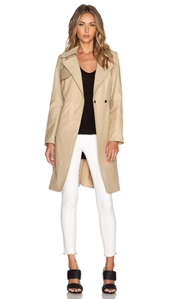 Milly - Waterproof Trench Coat