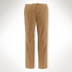 Ralph Lauren - Skinny-fit Cotton Canvas Pant