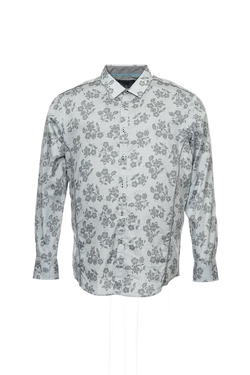 INC International Concepts - Floral Button Down Shirt