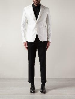 ALEXANDER MCQUEEN - dinner blazer