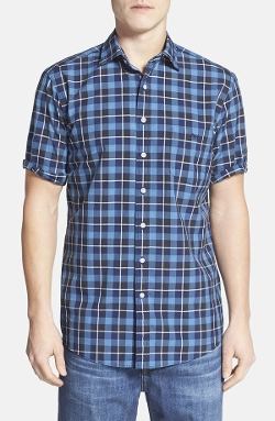 Rodd & Gunn - Regular Fit Plaid Sport Shirt