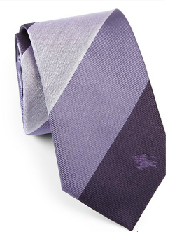 Burberry London  - Rohan Wide-Stripe Tie