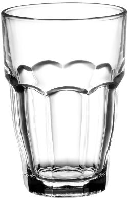 Bormioli Rocco  - Rock Bar Stackable Beverage / Cooler Glasses