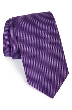 David Donahue - Solid Silk Tie
